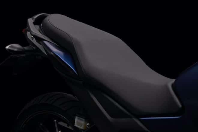 Ravinder Yamaha, Yamaha Rear