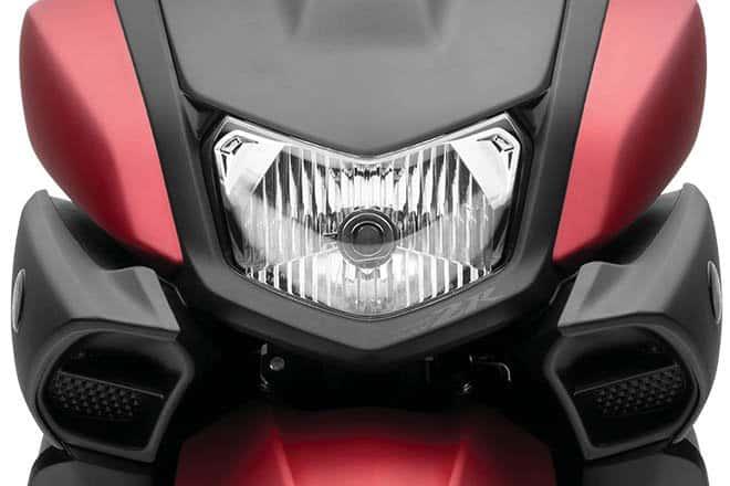 Ravinder Yamaha, Yamaha Headlight
