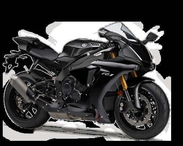Ravinder Yamaha, Yamaha R1 black